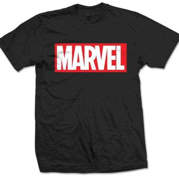 T-Shirt - Marvel - Logo