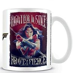 Tazza - Wonder Woman - Fight For Justice