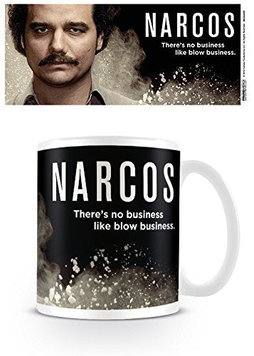 Tazza - Narcos - There'S No Business Like Blow Business