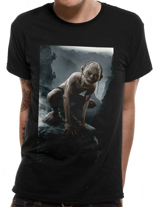 T-Shirt - Lord Of The Rings - Gollum
