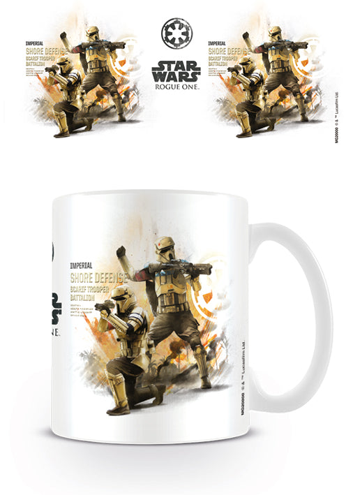 Tazza - Star Wars - Rogue One - Shore Trooper