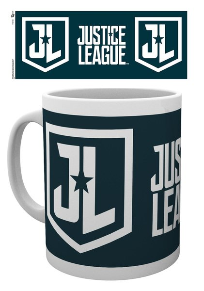 Tazza - Justice League Movie - Badge