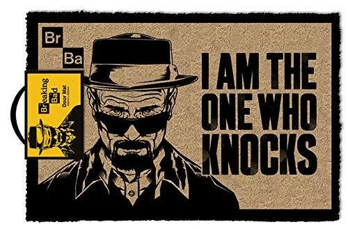 Zerbino - Breaking Bad - I Am The One Who Knocks