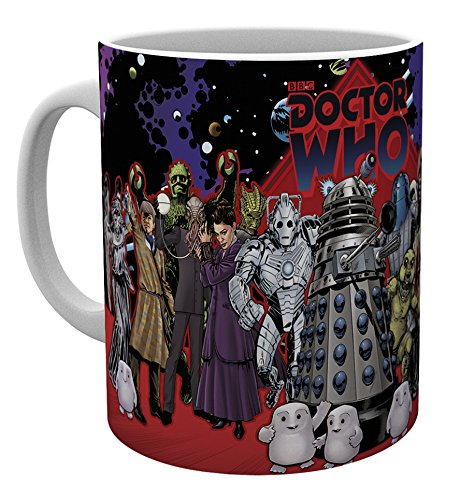 Tazza - Doctor Who - Universe Group