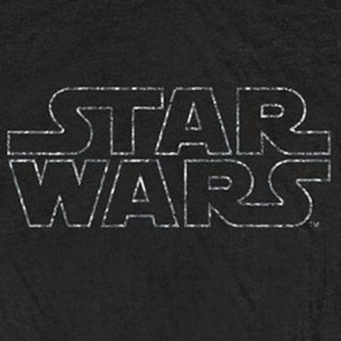 T-Shirt - Star Wars - Logo (Donna)