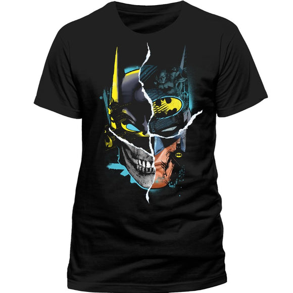 T-Shirt - Batman - Gotham Face
