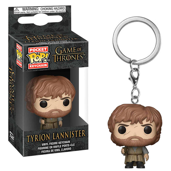 Portachiavi - Funko Pop Keychain - Game Of Thrones - Tyrion Lannister