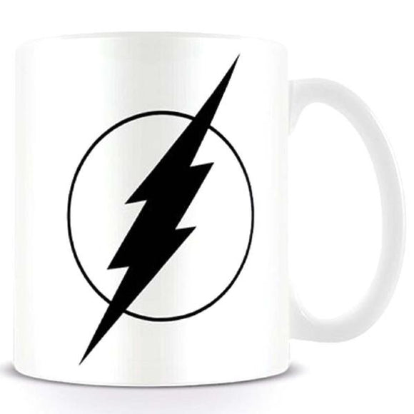 Tazza - Flash - Mono Logo