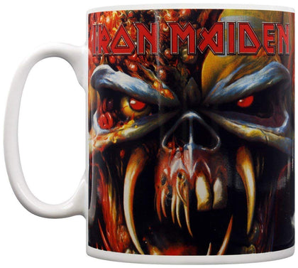 Tazza - Iron Maiden - The Final Frontier