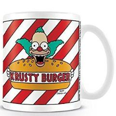 Tazza - Simpsons - Krusty Burger