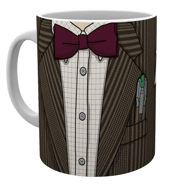 Tazza - Doctor Who - 11Th Doctor Costume