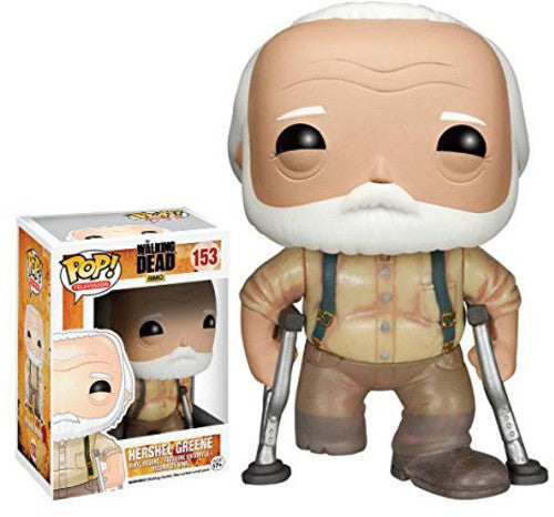 Movies 153 POP - The Walking Dead - Hershel Greene