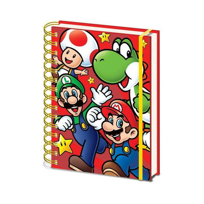Quaderno - Super Mario - Run (A5)