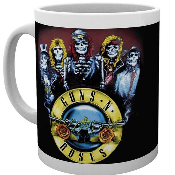 Tazza - Guns N' Roses - Skeleton