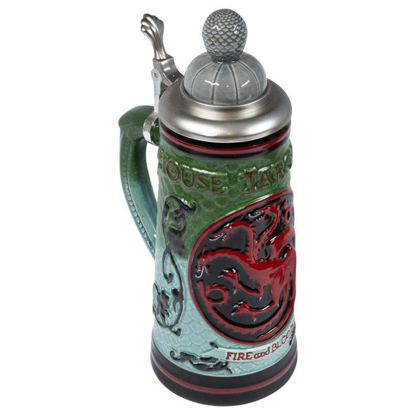 Boccale - Game Of Thrones - House Targaryen - Bavarian Beer Stein