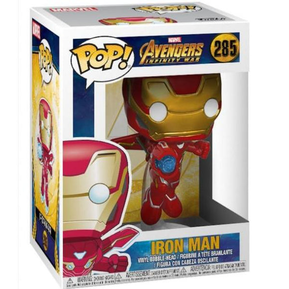 Funko Pop - Avengers - Infinity War - Iron Man (285)