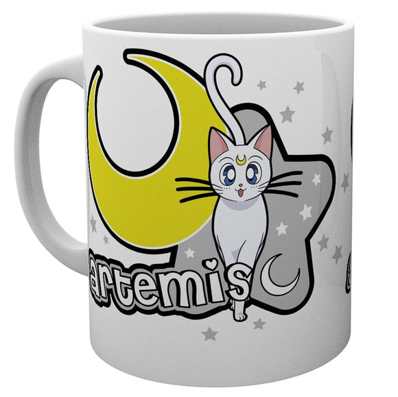 Tazza - Sailor Moon - Artemis