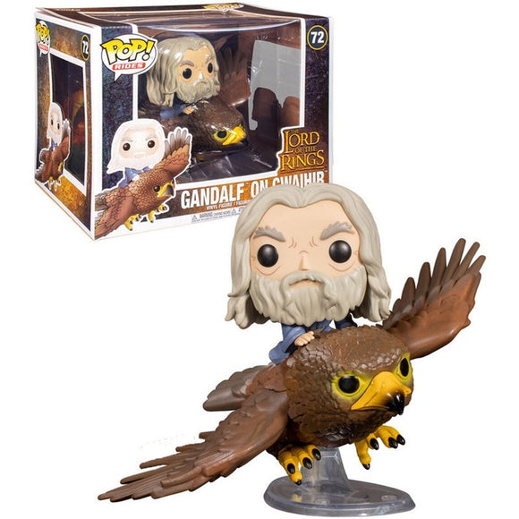 FUNKO POP - LORD OF THE RINGS - 72 GANDALF ON GWAIHIR