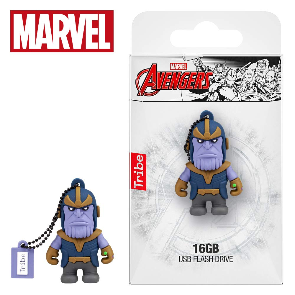Chiavetta USB - Marvel - Thanos - 16GB