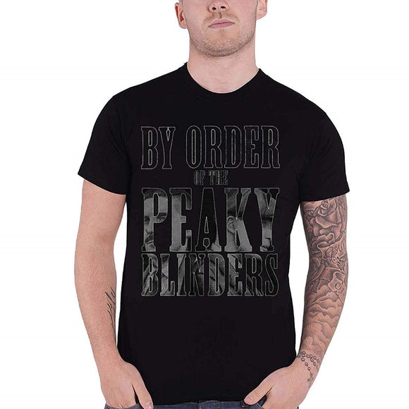 T-Shirt - Peaky Blinders - By Order Infill
