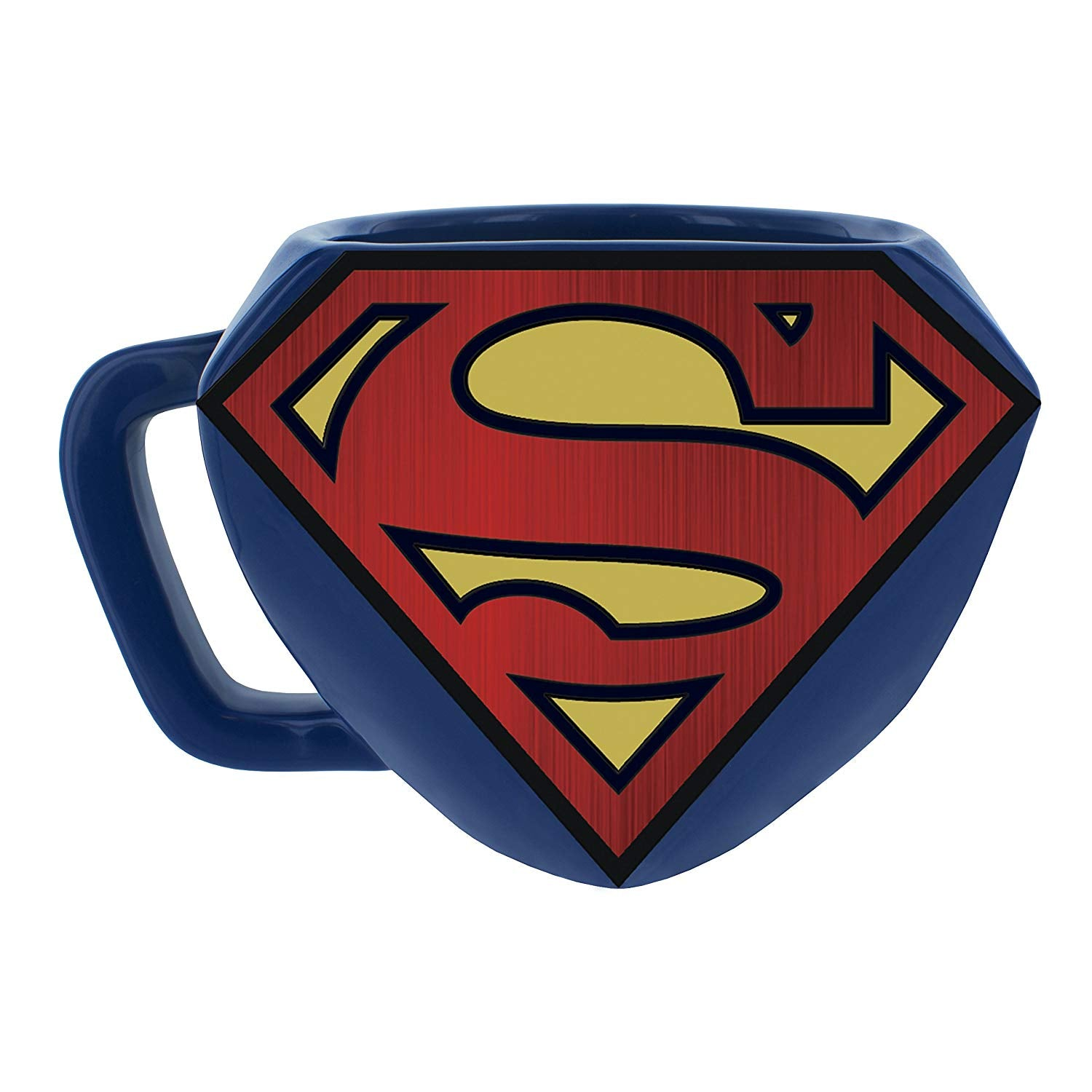 Tazza Sagomata - Superman Logo