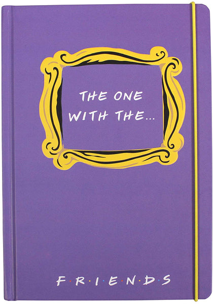 Quaderno - Friends - The One With The - A5 Notebook