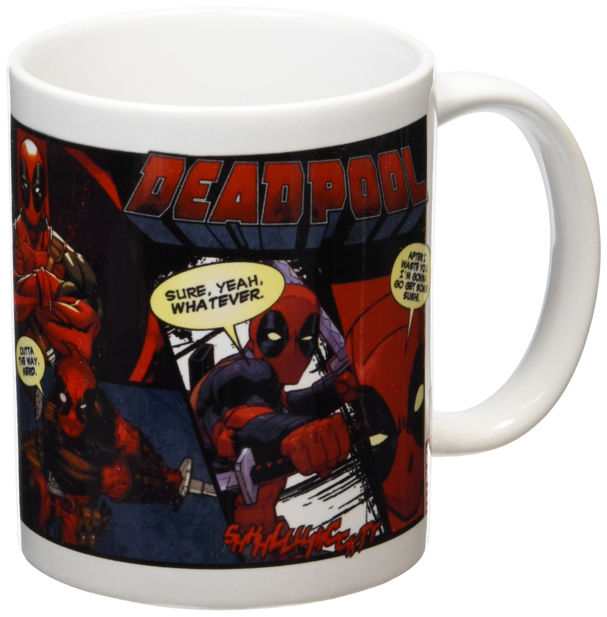 Tazza - Deadpool - Comic