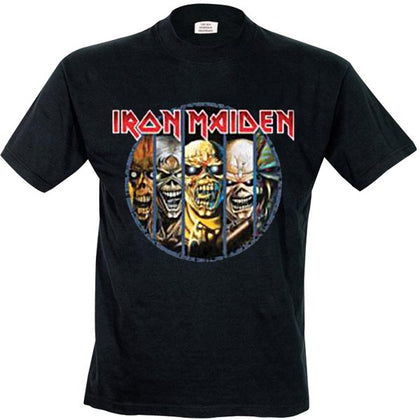 T-Shirt - Iron Maiden - Eddie Evolution