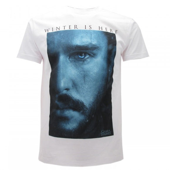 T-Shirt - Game Of Thrones - Jon Snow