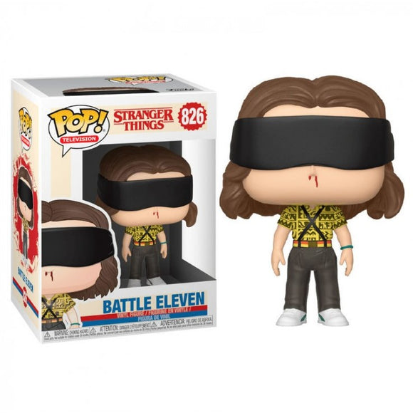 FUNKO POP - STRANGER THINGS - (826) ELEVEN (BATTLE)