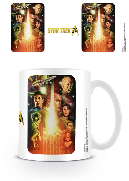 Tazza - Star Trek - The Cage 50Th Anniversary