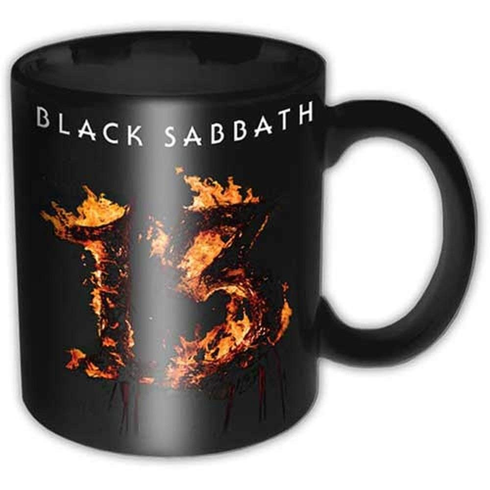 Tazza - Black Sabbath - 13