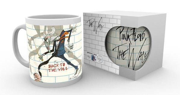 Tazza - Pink Floyd - The Wall - Back To The Wall