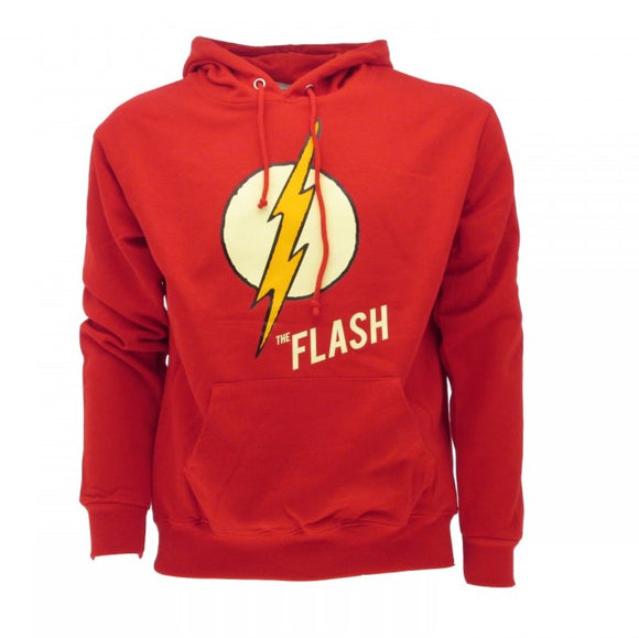 Felpa - Dc Comics - Flash (Logo)
