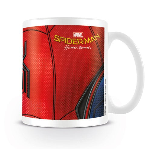 Tazza - Marvel - Spider-Man Homecoming - Chest