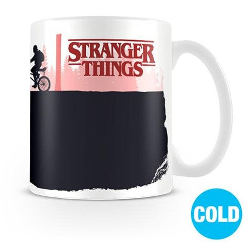 Tazza Termosensibile - Stranger Things - Upside Down
