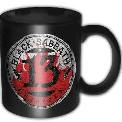 Tazza - Black Sabbath - 13 Flame Circle