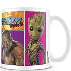 Tazza - Guardians Of The Galaxy 2 - Comic Panels