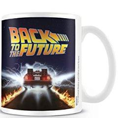 Tazza - Back To The Future - Delorean