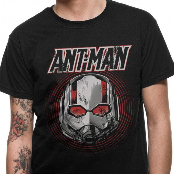 T-Shirt - Ant-Man - Vintage Mask
