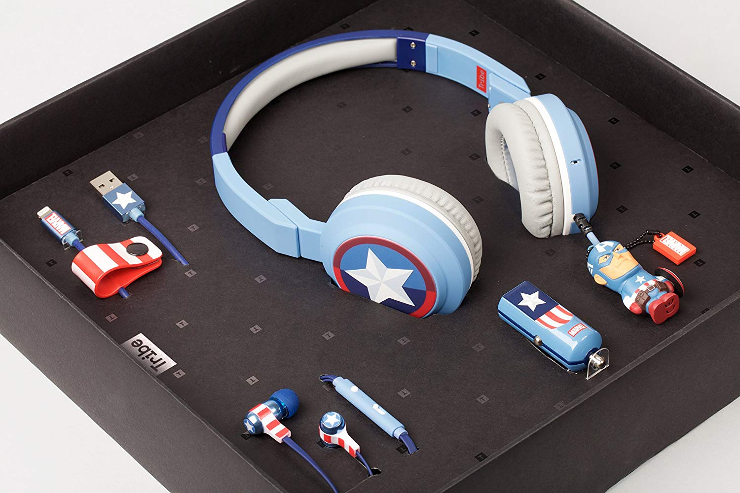 GIFT BOX - Marvel - Capitan America