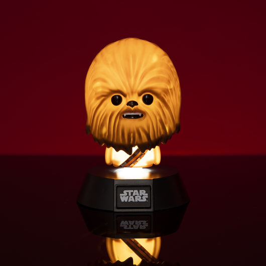 Lampada - Star Wars - Chewbacca - Icon Light