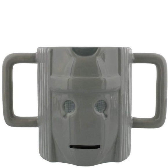 Tazza Sagomata - Doctor Who - Cyberman (3D)