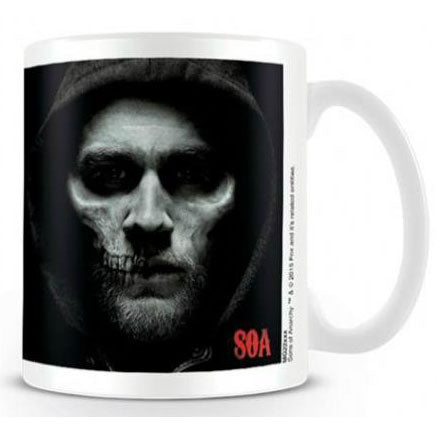 Tazza - Sons Of Anarchy - Jax Skull