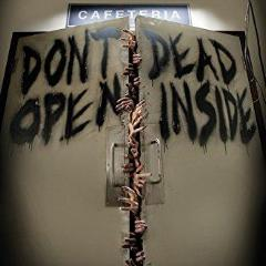Poster - Walking Dead - Keep Out