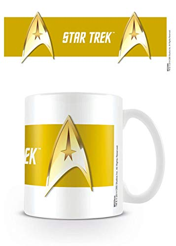 Tazza - Star Trek - Command Gold