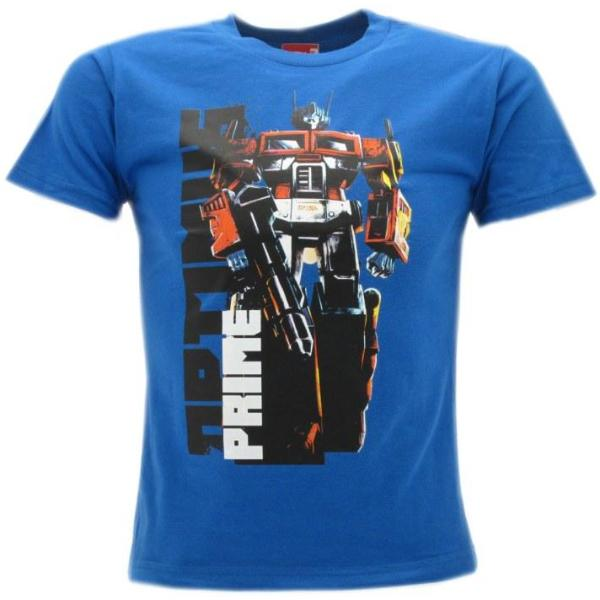 T-Shirt - Transformers - Optimus Prime (Bambino)
