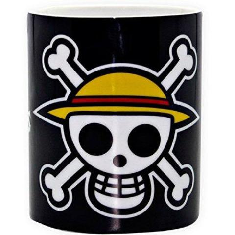 Tazza - One Piece - Luffy Pirates