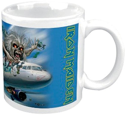 Tazza - Iron Maiden - Flight 666