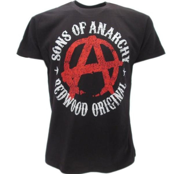 T-Shirt - SONS OF ANARCHY - LOGO